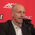 Louisville Basketball Coach Chris Mack on 64-46 WIN vs Pitt