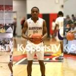 Ja'Rel Montgomery – Bardstown HS Basketball 2020 5th Region