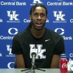 Kentucky Wildcats Basketball Isaiah Jackson Previews South Carolina