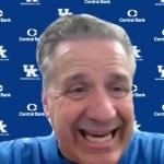 UK Basketball Coach Calipari Postgame vs Ole Miss