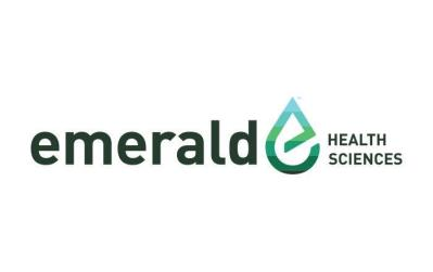 emerald health science logo