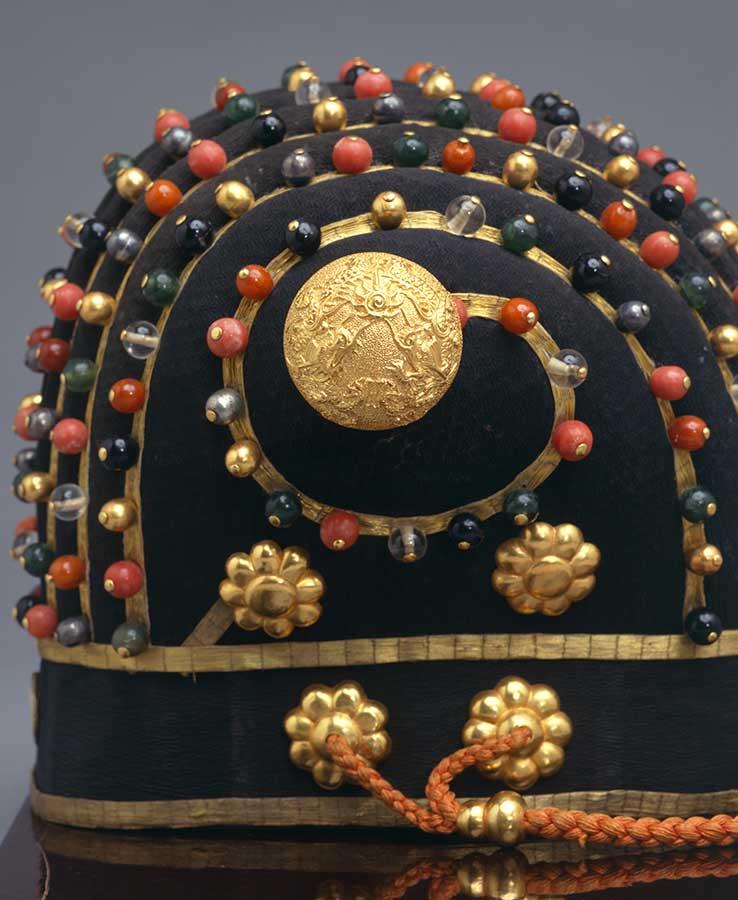九州國立博物館 | 文化交流展示情報 特別公開 : 國寶「尚家玉冠」