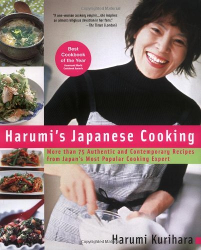 Harumi's Japanese Cooking_Book