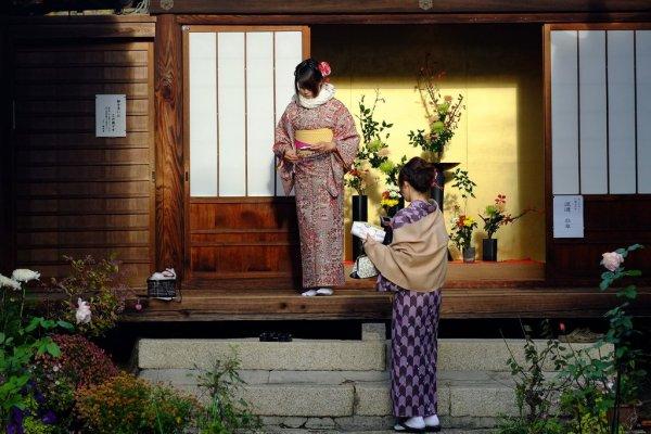 Kimono_Women_Japan