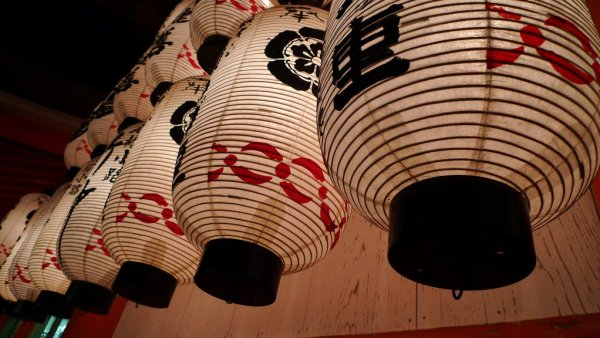 New_Year_Paper_Lamps_Kyoto_Japan