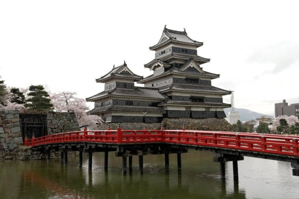 matsumoto_castle_and_bridge_japan