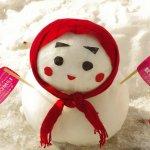 asahikawa_winter_festival_cute_snowman