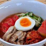 Morioka Reimen | Cold Noodles Dish