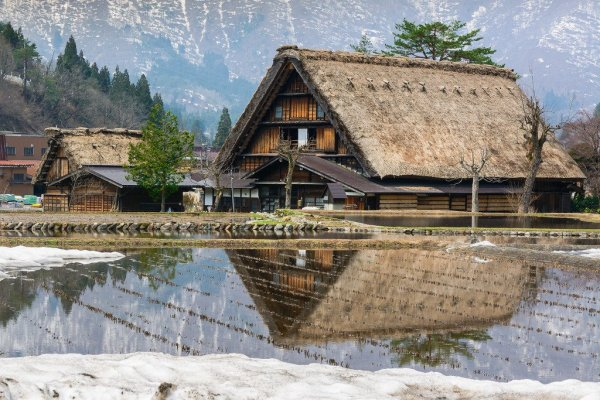 farmhouses_shirakawago