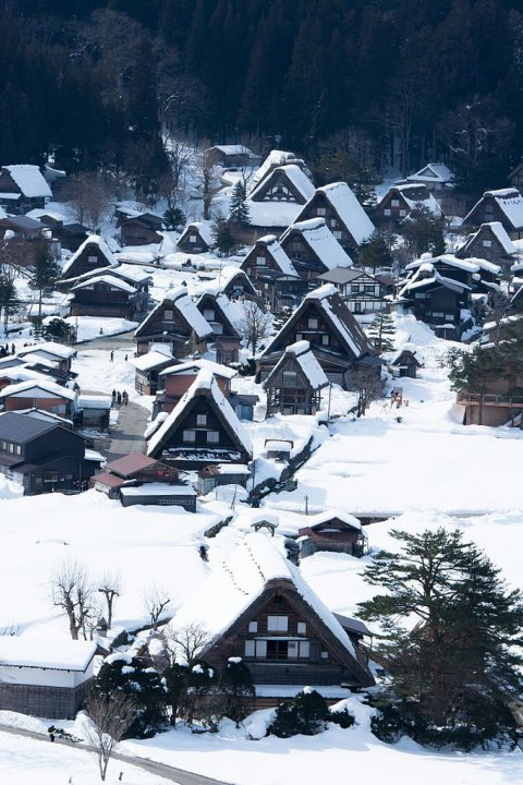 shirakawago_village
