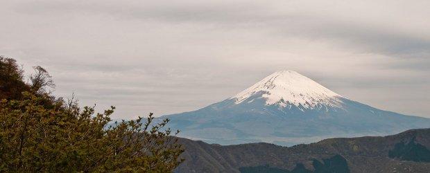 Hiking in Hakone