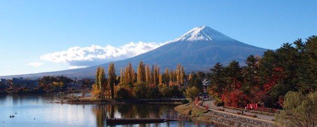 Autumn leaves in the Fujigoko Area 2020