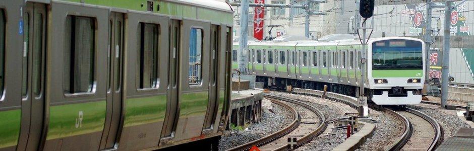 JR Yamanote Line   Tokyo Guide