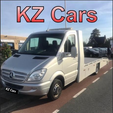 KZ Cars Transporter