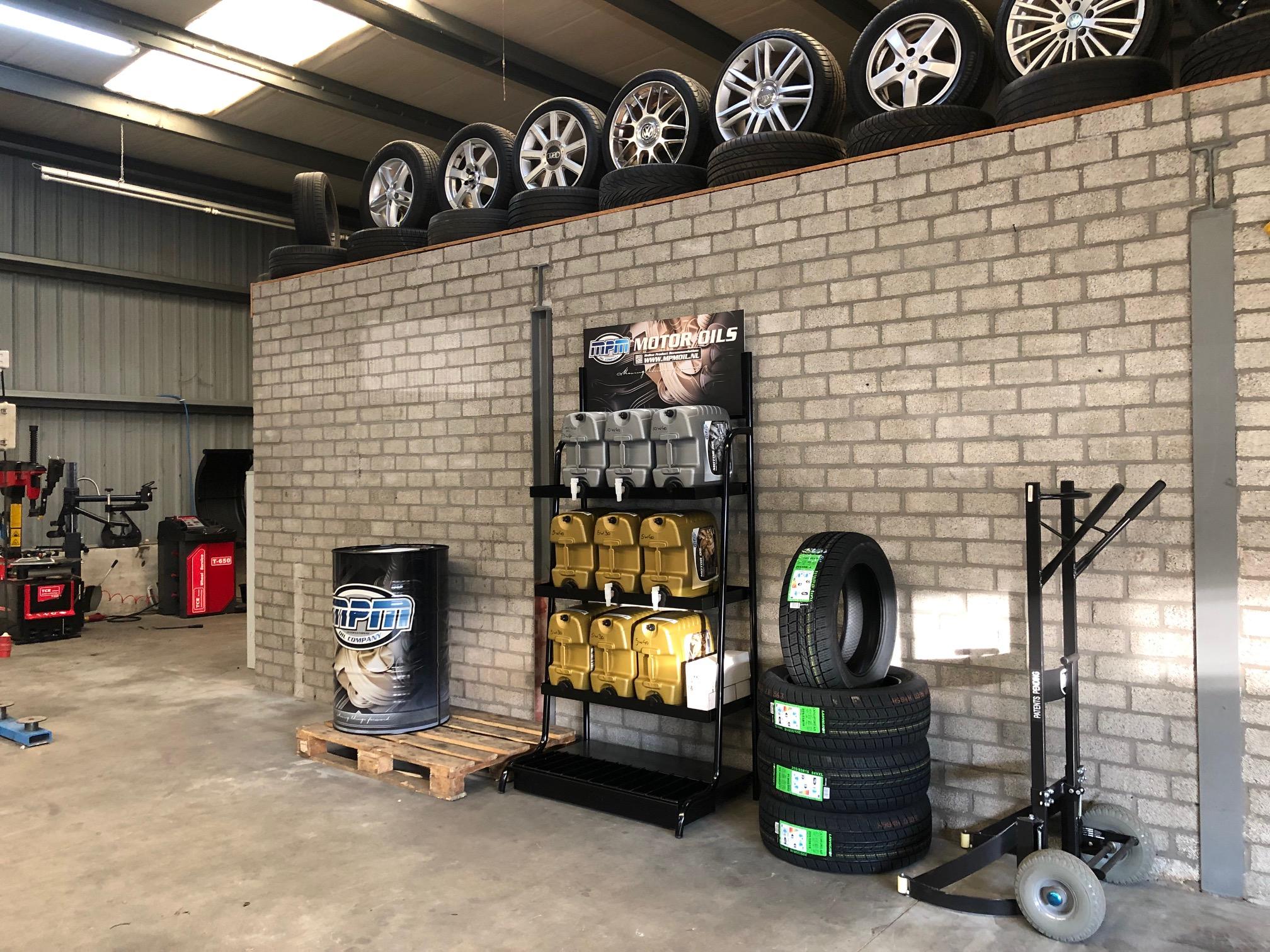 Werkplaats KZ Cars