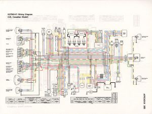 Zzr600 Wiring Diagram
