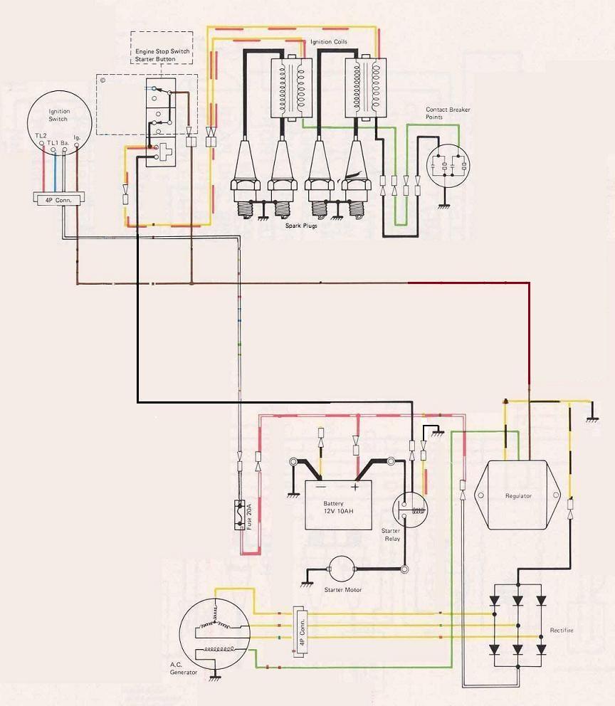 78 kz650 wiring diagram car wiring diagrams explained u2022 rh ethermag co