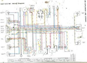 1982 Ignition switch wiring  KZRider Forum  KZRider, KZ, Z1 & Z Motorcycle Enthusiast's Forum