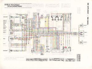 Kawasaki Zx7 Wiring Diagram Get Free Image About Wiring