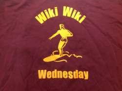 Wiki Shirt front