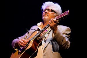 Larry Coryell, photo by Jose Nieto