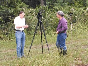 300x225 WALB report and camera, Gretchen and LAKE camera, in Valdosta Farm Days â??Gretchen on WALB, by John S. Quarterman, for Lowndes Area Knowledge Exchange (LAKE), 2 May 2014