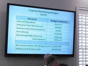 300x225 Capital Operating Budget (2015), in VLCIA, by John S. Quarterman, 19 August 2014