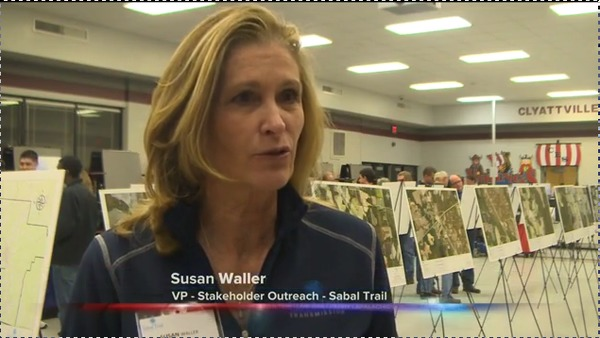 600x338 Susan Waller, in One Year After Sabal Trail Announces Pipeline Plans, Activists Begin Monthly Protests, by WCTV, 21 October 2014