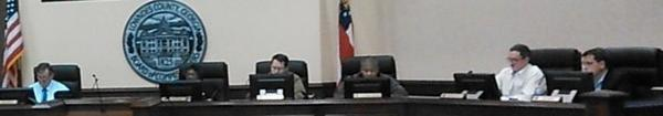 600x105 Commissioners, in Lowndes County Commission Work Session, by John S. Quarterman, 10 November 2014