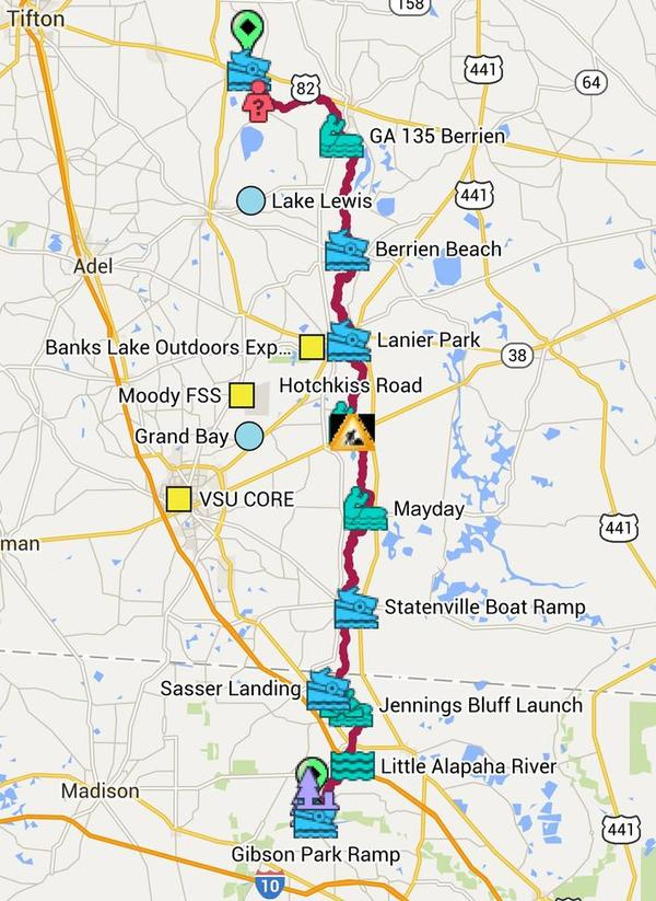 600x823 ARWT, in Alapaha River Water Trail, by John S. Quarterman, 7 April 2015