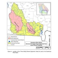 Lead TMDL Evaluation for Three Segments in the Suwannee River Basin 2016-06-01