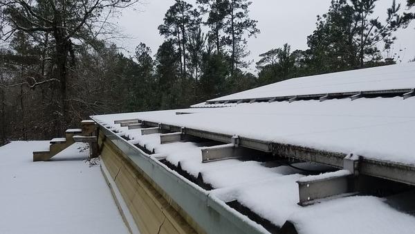 Solar PV panels, Roof