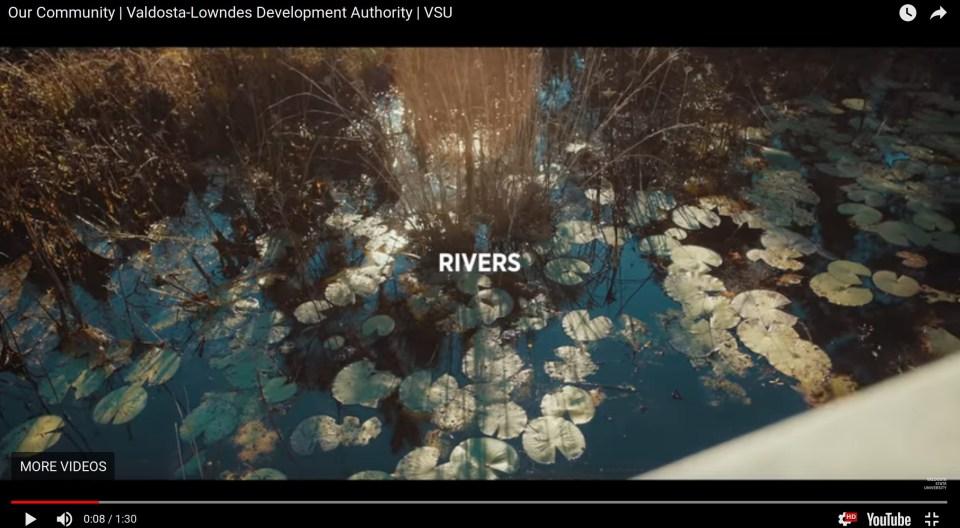 2553x1403 Rivers, Video, in onevaldostalowndes.com, by VLDA, 5 April 2018
