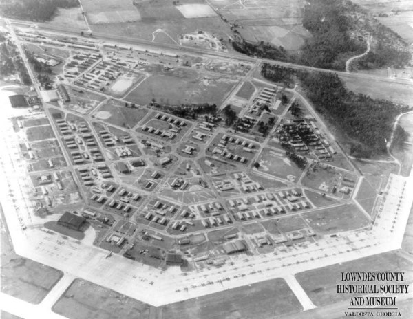 Aerial-View-Moody-during-WWII, Pictures