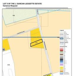 [Zoning Location Map]