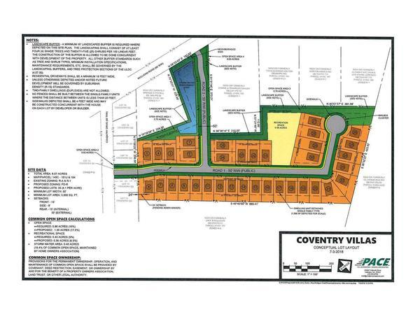 [Conceptual Lot Layout Plan]