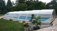 Abri de piscine Sahri