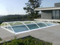 Abri piscine Coba Atlantika