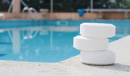 Chlore et piscine