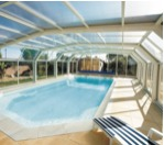 quintessenz Abri piscine Rideau