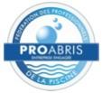 Label ProAbris de la FPP sur les abris de piscine