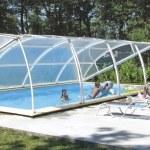 abri piscine amovible primo abrideal