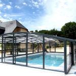 abri piscine haut artech maxeo vue exterieure