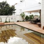 agor piscine villa contemporaine