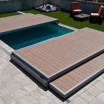 Terrasse mobile Deckwell semi ouverte