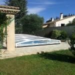 Abri piscine modèle Athènes de Bel Abri