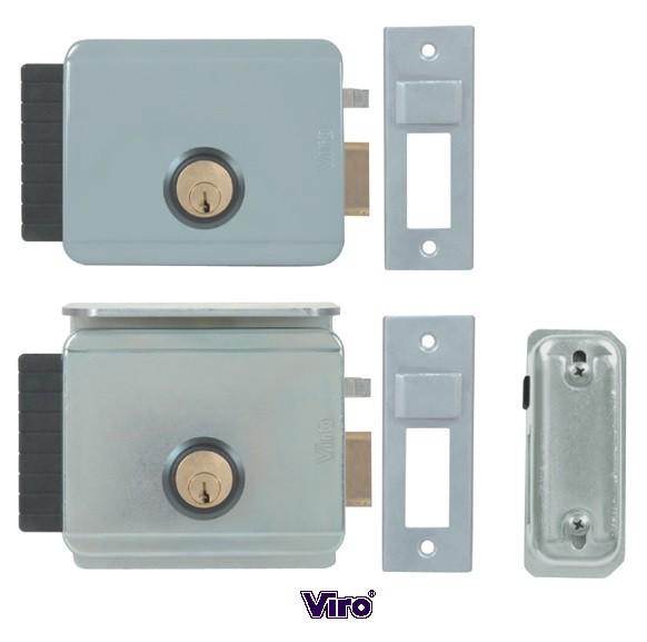 serrure electrique v97 entraxe reglable de 50 a 80mm pour ouverture sur l exterieur