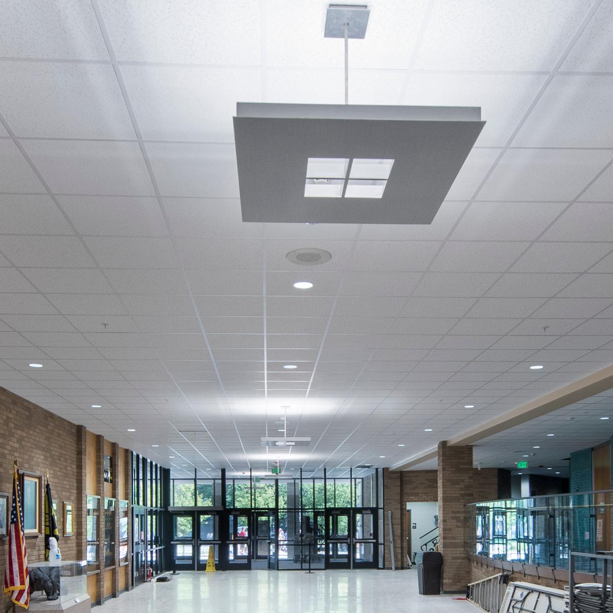 snider high school renovation l a