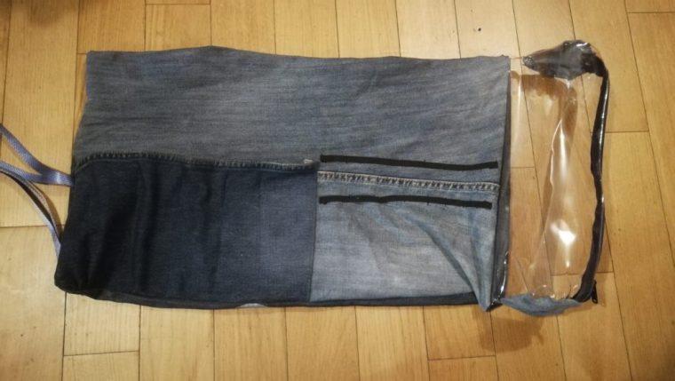 trousse à outils en tissu