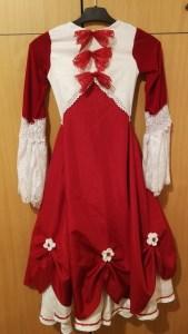 robe de carnaval